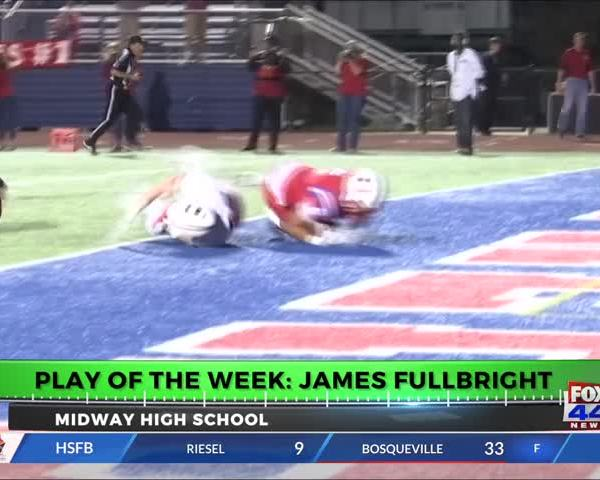 Midas Gold Touch Play of The Week: Week 8