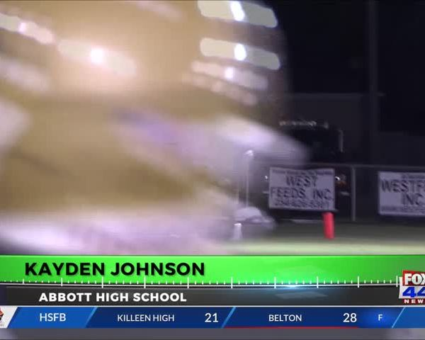 Richard Karr Motors Player You Can Count On: Kayden Johnson