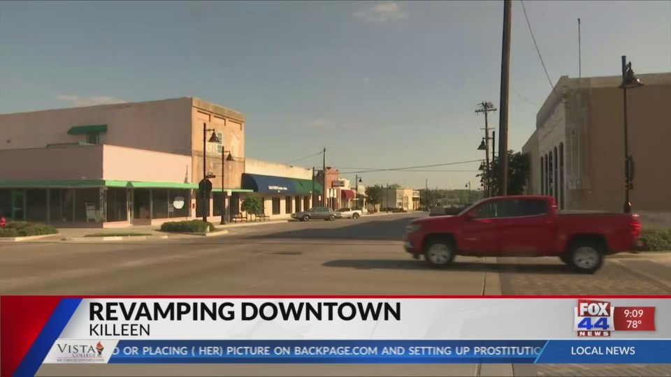 Backpage Killeen Tx >> Bringing Downtown Killeen Back To Life