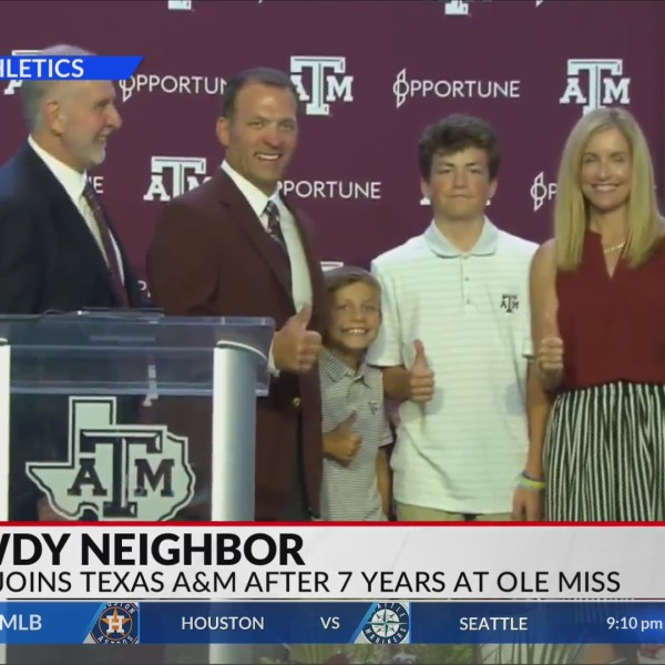 Ross Bjork to Texas A&M